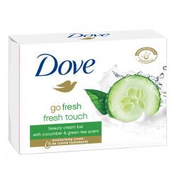 Сапун Dove с аромат на краставица и зелен чай 100 гр
