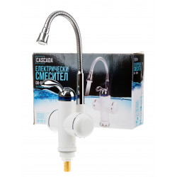 Стоящ смесител с електрически водонагревател Cascada DO-6