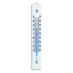 Термометър за външна и вътрешна температура TFA бял