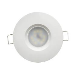 LED луна за вграждане 6.5W неутрална светлина