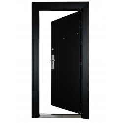 Външна метална врата S8014LI лява 2000*900*70