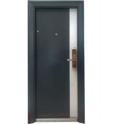 Външна метална врата S8011RI дясна 2000*900*70