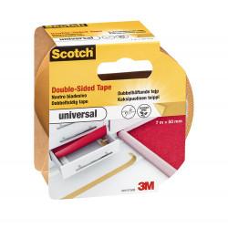 Двустранна лента за подови настилки 3M Scotch 7м/50мм