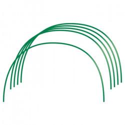 Дъга за парник Russia PVC-покритие 0,75 х 0,90 m / 10мм / 6 броя
