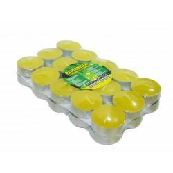 Citronella чаени свещи против насекоми 30 бр.