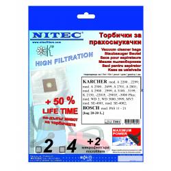 Синтетични торбички Nitec T801