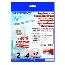 Синтетични торбички Nitec T830