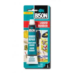 Течна гума / подметка Bison Liquid Rubber ® туба 50 мл / блистер