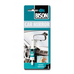 Лепило за авто огледало спринцовка Bison Car Mirror ® 2 мл / блистер