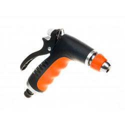 Комплект пистолет с метална дюза и конектори G.Garden Soft grip