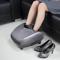 Mасажор за крака Rexton FR-F32B с функция за подгряване, почукване и интензивност на масажа