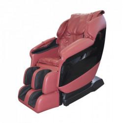 Масажен стол Rexton GJ-6200 с интелигентен сканиращ механизъм / червен с черно
