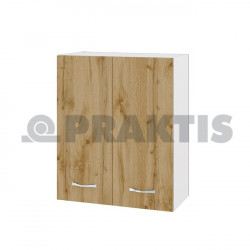 Горен кухненски шкаф с две врати и рафт БДД-103