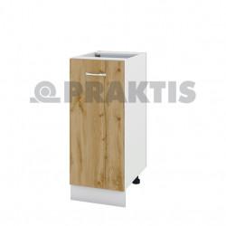 Долен кухненски шкаф с врата и рафт БДД-140