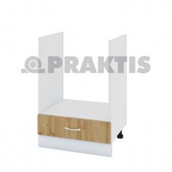 Кухненски шкаф за фурна с чекмедже БДД-136
