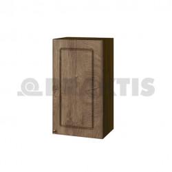 Кухненски шкаф с врата и рафт ВФ06-11-02