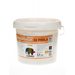 Декоративно покритие Капарол EXL CD Stucco Di Perla Gold 2,5 л