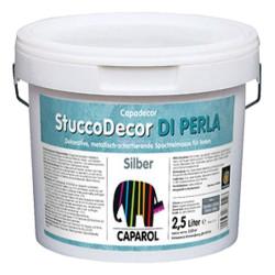 Перлена мазилка StuccoDecor  DI PERLA Silber 2,5 LT