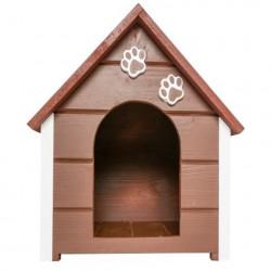 Къщичка за куче / котка XXS кафява