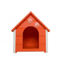 Къщичка за куче / котка XS оранжева