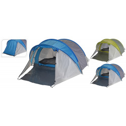 Туристическа палатка за 3 човека / полиестер