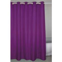 Душ завеса лилава180 - 200 см