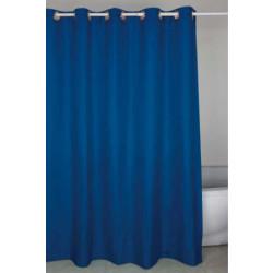 Душ завеса тъмносиня 180 - 200 см