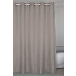 Душ завеса кафява 180 - 200 см