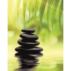 Душ завеса Спа камъни180 - 200 см