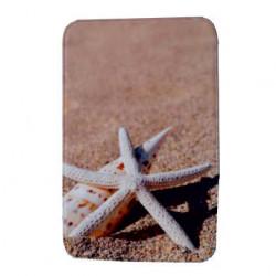 Постелка за баня Плаж със звезда