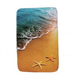 Постелка за баня Звезди на плажа