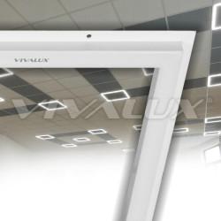 LED панел за вграждане Solo 40W WH/CL