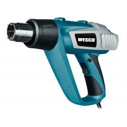 Пистолет за горещ въздух Wesco WS6427, 2000W, 3 степени