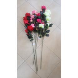 Изкуствени рози 116см 230518