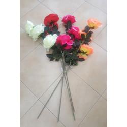 Изкуствени рози 116см 230520