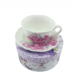 Чаша за чай Цветя 023708