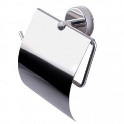 Държач WC за тоалетна хартия с капак Kapitan Modern