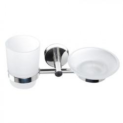 Държач за чаша и сапунерка Kapitan Uno