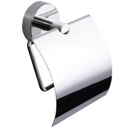 Държач WC за тоалетна хартия с капак Kapitan Uno