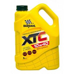 Моторно масло XTC 10W 40 Bardahl  BAR-36242 4L