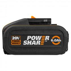 Акумулаторна батерия Worx WA3641 / Li-ion 20V 6Ah