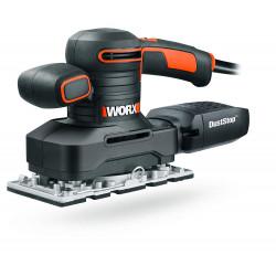 Виброшлайф Worx WX641 250W 12000 min-1 90x187mm