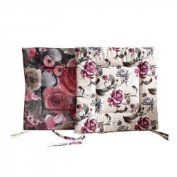 Подложна възглавница за стол Цветя Т14-272