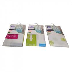 Завеса за баня текстил 180х180 / Т14-615
