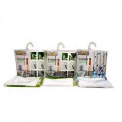 Завеса за баня 180х200см полиестер / Т14-714