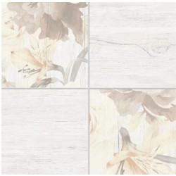 Гранитогрес 450 x 450 Nedwood White Decor