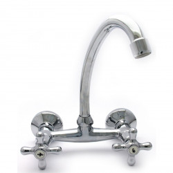 Смесител за мивка L лебедка Ретро THS Thermostyle