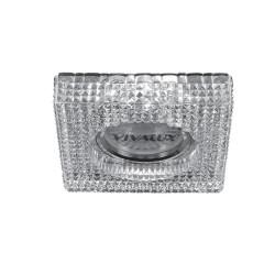 Луна със стъкло и светлинен LED ефект SL431 Makaz 3W CL