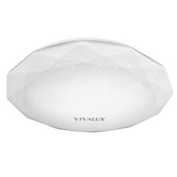 LED плафон Jewel 60W 3000-64000K + дистанционно