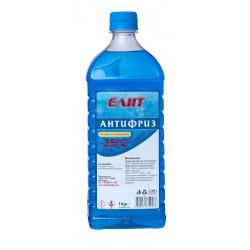 Антифриз Elit син готов за употреба -35°С 1 кг